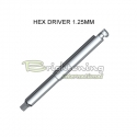 Machine Screwdriver Hex Long